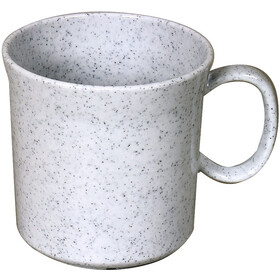 Waca Mug Melamine 400ml, granite